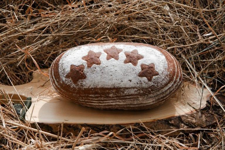 5 Sterne Brot